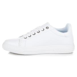 Hvide sneakers stjerner 3