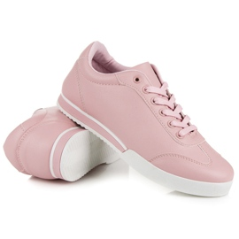 Vices Pink Sport Sko 4
