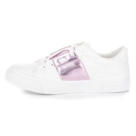 Hvid Fashion Sneakers 3