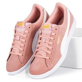 Puma vikky pink 1
