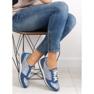 Y620 D. Blå sneakers 5