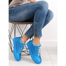Dame sportssko blå 1413 blå 5
