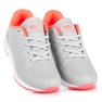 Ax Boxing Grey Women's Sports Shoes 1