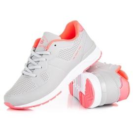 Ax Boxing Grey Women's Sports Shoes 2