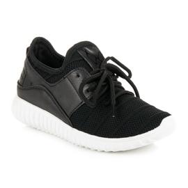 Sort slip-in sneakers 2