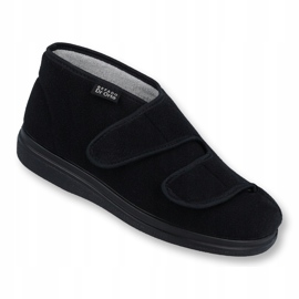 Befado mænds sko pu 986M003 sort 1