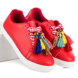 Moderigtige Red VICES sneakers rød 6