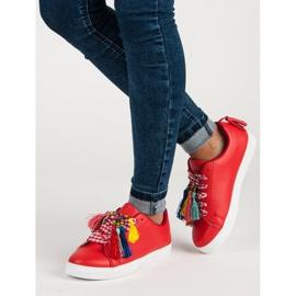 Moderigtige Red VICES sneakers rød 1