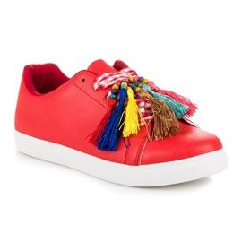 Moderigtige Red VICES sneakers rød 2