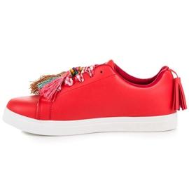 Moderigtige Red VICES sneakers rød 3