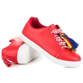 Moderigtige Red VICES sneakers rød 4