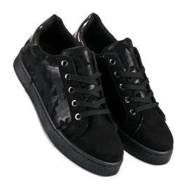 Sorte sneakers til binding 3