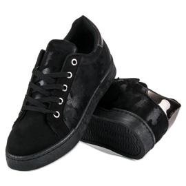 Sorte sneakers til binding 2