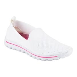 MCKEYLOR Hvid Tøj Sneakers 4