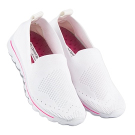 MCKEYLOR Hvid Tøj Sneakers 3