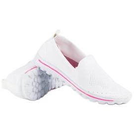 MCKEYLOR Hvid Tøj Sneakers 2