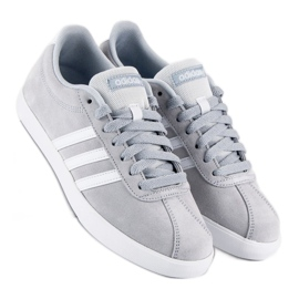 Adidas courtet DB0147 grå 4