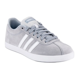 Adidas courtet DB0147 grå 1