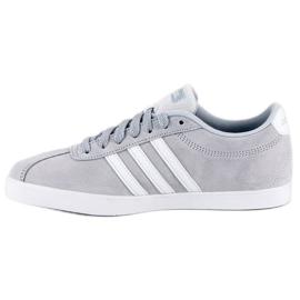Adidas courtet DB0147 grå 2