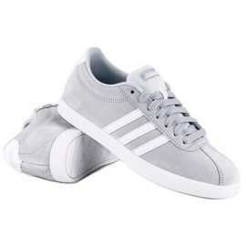 Adidas courtet DB0147 grå 3