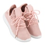 Pulveriserede sportssko pink 1