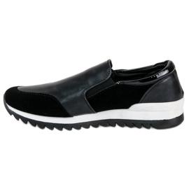 Vinceza slip-on sneakers sort 1