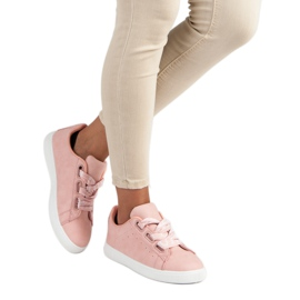 Pink Fashion Sneakers 1
