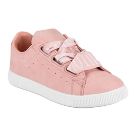 Pink Fashion Sneakers 3