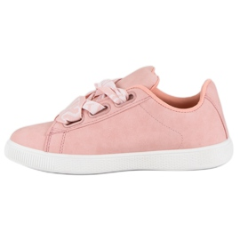 Pink Fashion Sneakers 4