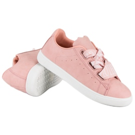 Pink Fashion Sneakers 5