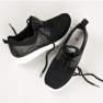Sort slip-in sneakers 5