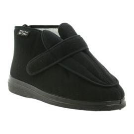 Befado mænds sko pu ellerto 987M002 sort 2