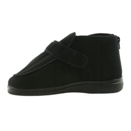 Befado mænds sko pu ellerto 987M002 sort 3