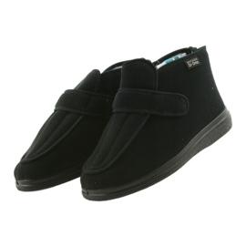 Befado mænds sko pu ellerto 987M002 sort 4