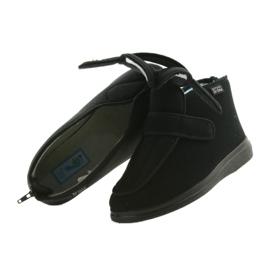 Befado mænds sko pu ellerto 987M002 sort 5