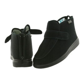 Befado mænds sko pu ellerto 987M002 sort 6