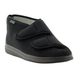 Befado mænds sko pu 986M003 sort 2
