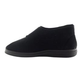 Befado mænds sko pu 986M003 sort 3
