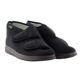 Befado mænds sko pu 986M003 sort 5