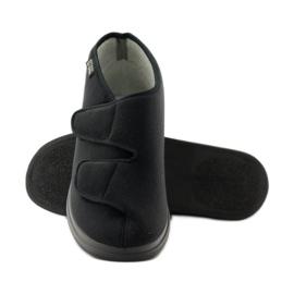 Befado mænds sko pu 986M003 sort 4
