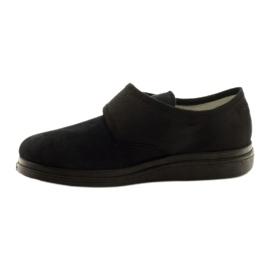 Befado kvinders sko pu 036D007 sort 3