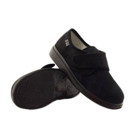 Befado kvinders sko pu 036D007 sort 4