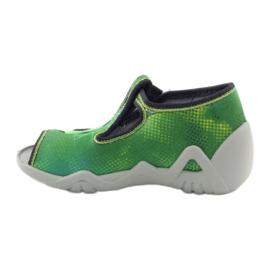 Befado børnesko 217P093 grøn 3
