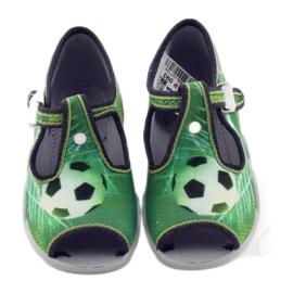 Befado børnesko 217P093 grøn 5