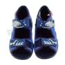 Blå Befado børns sko 250P069 billede 5