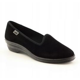 Befado kvinders sko pvc 262D008 sort 2