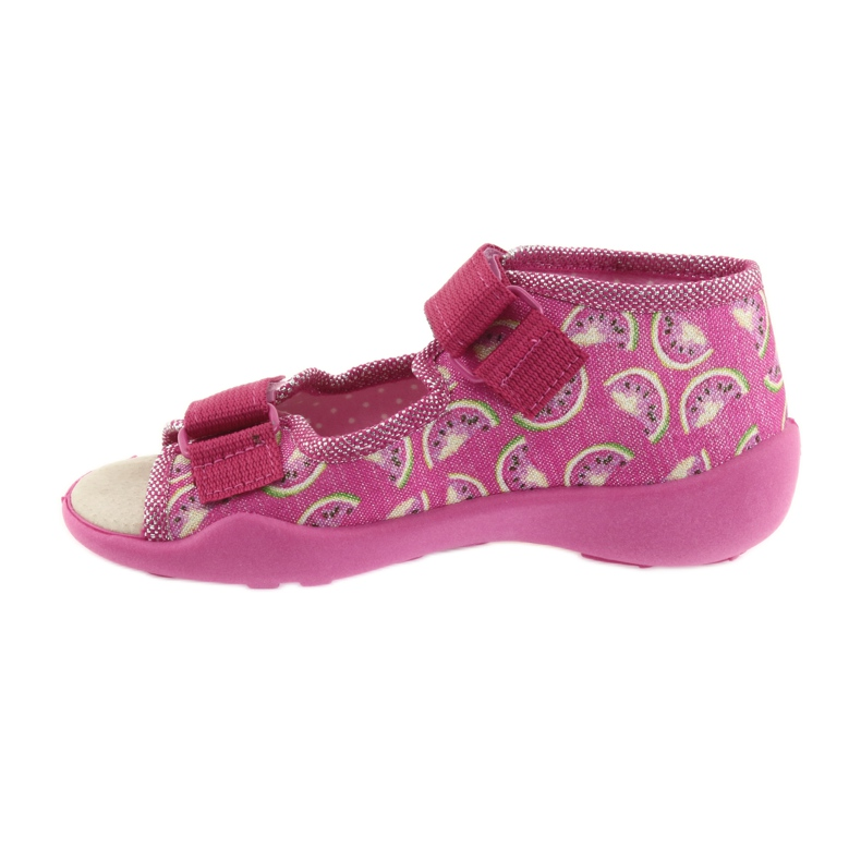 Pink Befado gul børnesko 342P004 billede 3