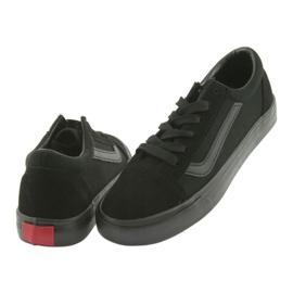 AlaVans Atletico 18081 bundet sneakers. Sort 4