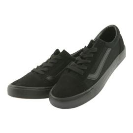 AlaVans Atletico 18081 bundet sneakers. Sort 3