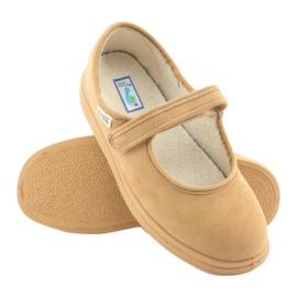 Befado kvinders sko pu 462D003 brun 6